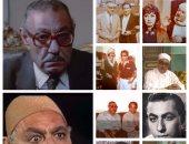 """فى ذكرى رحيل """"عاشق المسرح"""".. 10 صور نادرة للفنان على الغندور"""