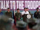 الرئيس الفلبينى يلمح إلى ترشيح ابنته لخلافته فى الرئاسة