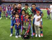 رباعى برشلونة ينضم إلى قائمة الأكثر تتويجًا بكأس إسبانيا