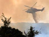 800 رجل إطفاء و15 طائرة للسيطرة على حريق غابات ضخم جنوب فرنسا