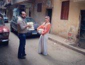 مسلمون ومسيحيون يوزعون وجبات إفطار للصائمين على أرواح شهداء أتوبيس المنيا