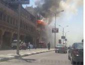 السيطرة على حريق نشب داخل غرفة صيانة أجهزة طبية بمستشفى إيتاى البارود