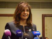 """نبيلة مكرم: المصريون العاملون بقطر أصيبوا بحالة ارتباك وأنا """"طمنتهم"""""""