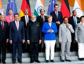 بالصور..ألمانيا والهند يعقدان الاجتماع التشاورى الرابع بحضور قيادتى وحكومتى البلدين