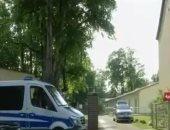 الشرطة الألمانية تحتجز شابا حاول التخطيط لهجوم انتحارى بمدينة جرسويلد