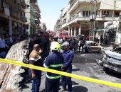 مقتل شخص وإصابة 4 آخرين فى انفجار عبوة ناسفة غربى بغداد