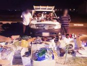 المتحدث العسكرى: ضبط سيارة محملة بمتفجرات قبل تهريبها للعناصر الإرهابية