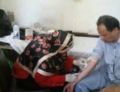 صحة المنوفية تطلق قوافل تمريضية بالتعاون مع جامعة المنوفية