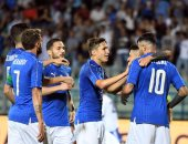 بالفيديو.. هدف عكسى يمنح إيطاليا التقدم على أوروجواى بالشوط الأول