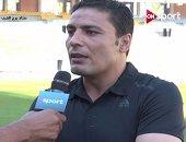 طلعت محرم: ضغط المباريات والإصابات سر هزائم المقاولون