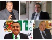 4 نواب دوليون سفراء مصر فى الاتحادات الرياضية