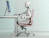 دراسة: الروبوتات لن تستحوذ على وظائف البشر