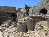 الشرطة الاتحادية: مقتل 45 داعشيا وتعثر على شبكة أنفاق بالساحل الأيمن للموصل