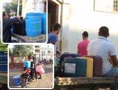 شكوى من انقطاع مياه الشرب بحى صالح بمحافظة أسوان