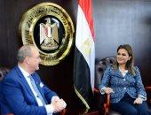 سحر نصر : مصر جاهزة لاستقبال الاستثمارات العراقية
