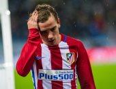 عقوبة أتلتيكو تُهدد صفقة انتقال جريزمان لمانشستر يونايتد