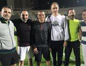 أهم 10 بوستات اليوم..  تداول صور لعلاء وجمال مبارك فى مباراة كرة قدم مع زيدان