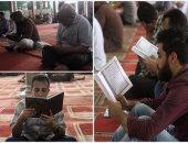 أجواء رمضانية.. المساجد ملجأ الصائمين وبيوت العابدين