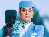 """4 أسباب وراء غضب المضيفات من غادة عبد الرازق فى مسلسل """"أرض جو"""""""