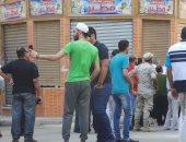بالصور.. شباب الإسكندرية يلتقطون السيلفى مع البرج المائل