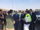 المرور: سيارات إغاثة لتأمين رحلات المواطنين على الطرق خلال عيد الفطر