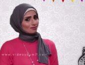 بالفيديو.. لفة حجاب جديدة فى 30 ثانية.. الحلقة 21