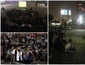 رابطة مشجعى اليوفى تشاهد مباراة نهائى أبطال أوروبا بين ريال مدريد ويوفنتوس
