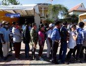 بالصور.. انطلاق الانتخابات المحلية فى كمبوديا