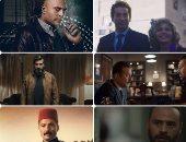 """بالصور..8 نجوم جسدوا شخصية """"الضابط""""فى مسلسلات رمضان..من الأفضل؟"""