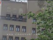 بالفيديو.. أول مشهد لسفارة قطر بالقاهرة بعد قطع علاقات مصر مع الدوحة