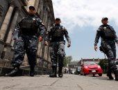 مقتل 14 شخصا فى اشتباكات بين تجار مخدرات وقوات الأمن بالمكسيك