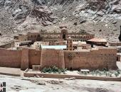 بالصور.. قصص وحكايات عن جبل موسى.. وحقيقة مقام نبى الله صالح بسانت كاترين