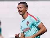 رونالدو يقود هجوم البرتغال أمام مصر فى المباراة 900 بمسيرته