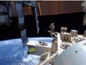 """ناسا: مركبة الشحن """"دراجون"""" تنفصل عن محطة الفضاء الدولية وتتجه نحو الأرض"""