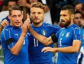 بالفيديو.. إيطاليا تكتسح أوروجواى وديا بثلاثية