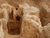 """بالصور.. """"الآثار"""" تعلن عن اكتشاف مقبرة تعود لعصر الهيلنستى فى الإسكندرية"""