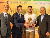رسميًا.. رياض محرز يتوج بجائزة أفضل لاعب جزائرى هذا الموسم