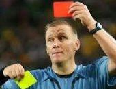 لازم تعرف.. متى استخدمت الكروت الصفراء والحمراء فى المباريات