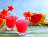 انعش نفسك.. 7 فوائد لعصير البطيخ فى الصيف