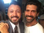 """أحمد فهمى ينشر صورة له مع أحمد مجدى من كوالس """"لأعلى سعر"""""""