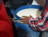 ضبط صاحب مصنع بحوزته 9 أطنان ألبان غير صالحة للاستهلاك بمدينة 6 أكتوبر