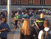 بالفيديو والصور.. إصابة 5 أشخاص فى حادث دهس بمدينة أمستردام الهولندية