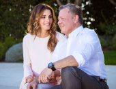 الملكة رانيا تدشن مبنى أكاديمية تدريب المعلمين.. وتتغزل فى الملك عبد الله
