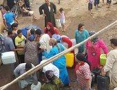 قارئ يشكو استمرار انقطاع المياه عن منطقة مساكن شيراتون منذ 25 ساعة