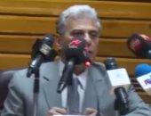 بالفيديو.. جابر نصار: تكلفة كهرباء جامعة القاهرة 30 مليون جنيه سنويا