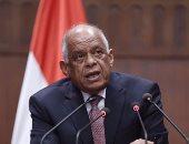 رئيس البرلمان: لا أعتد فى اتفاقية تعيين الحدود إلا بمستندات القوات المسلحة