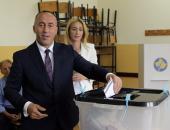 بالصور.. بدء تصويت الانتخابات البرلمانية فى كوسوفو
