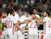 كأس العالم 2018.. إسبانيا بالقوة الضاربة في ودية سويسرا