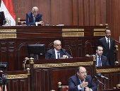 مرتضى منصور يهاجم خبيرة حدود أمام البرلمان لإدعائها العمل في مكتب عمر سليمان