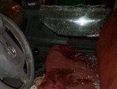نقل 6 مصابين فى حادث إطلاق النار على مقهى العياط إلى مستشفاها وقصر العينى